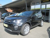 Land Rover Discovery Sport 2,0 TD4 4WD SE Aut. *Navi *AHV bei HWS || Auto Eberhaut Ges.m.b.h in